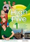 High five. Student's book-Workbook. Con espansione online. Con CD Audio. Per le Scuola media vol.1