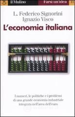 Leconomia italiana. E-book