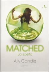 Matched. E-book