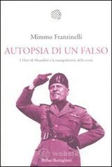 Autopsia di un falso. E-book