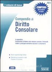 Compendio di diritto consolare. E-book