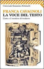 La voce del testo. E-book