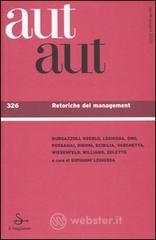 Aut aut. Vol 326. E-book