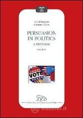 Persuasion in politics. A textbook