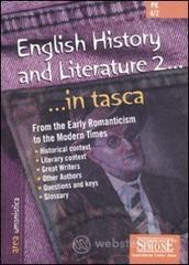English history and literature. Vol 2. E-book