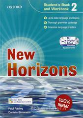 Offerta: New horizons. Level 2. Student's book-Workbook-Homework book-My digital book. Con espansione online. Per le Scuole superiori