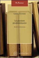 La  passion  predominante. E-book