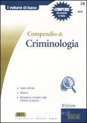 Compendio di criminologia. E-book