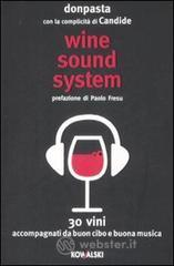 Wine Sound System. E-book