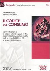 Il codice del consumo. E-book