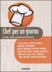 Chef per un giorno. E-book
