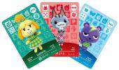 Amiibo Carte Animal Crossing - Serie 4