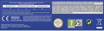 Nintendo 3DS XL Blue Pokemon X&Y Ltd Ed.