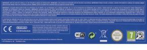 Nintendo 2DS - Nero + Blu