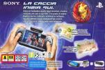 PSP 3004 + Invizimals + Cam