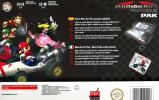 Nintendo DS - Silver + Mario Kart