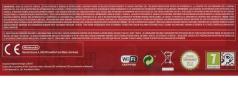 Nintendo 2DS Rosso Trasparente