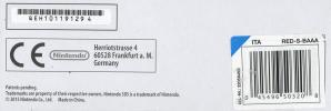Nintendo New 3DS XL Blu Metallizzato