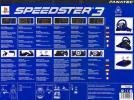 SUNFLEX PS3/PS2 - Speedster 3 Volante