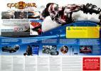 Playstation 4 + God of War 3 Remastered