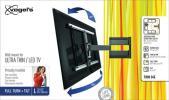 Supporto da parete rotaz.  LED/LCD 32-55