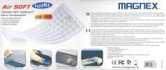 Mini tastiera Flessibile in silicone