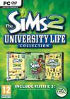 The Sims 2 University Life Collection