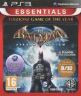 Essentials Batman Arkham Asylum GOTY