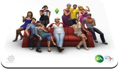 STEELSERIES Mousepad QcK Sims 4 Edition