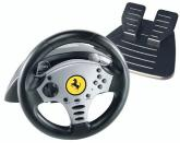 PS2 Volante Challenge Racing Wheel - THR