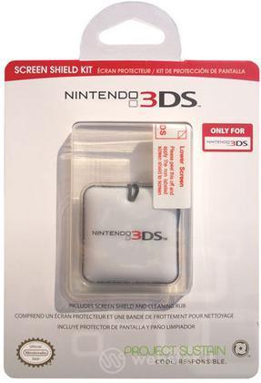 Kit Protezione Schermo 3DS