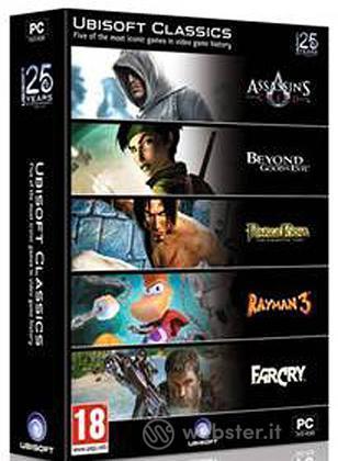 Compil Ubisoft Classics 25th Anniv.