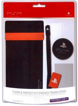 PSP Clean & Protect Kit