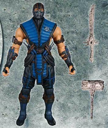 Figure Mortal Kombat X - Sub-Zero