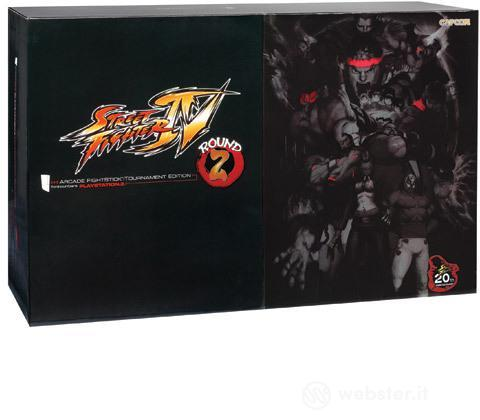 MAD CATZ PS3 FightStick S.F. R2 Tour. E.