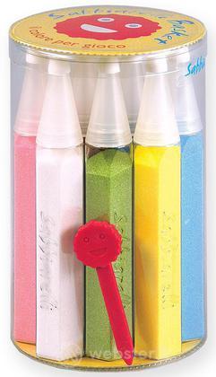 Sabbiarelli Box 12pz Multicolor
