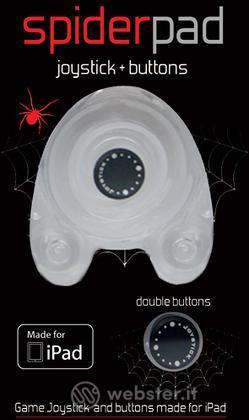IPad Spiderpad Joystick+2 Buttons