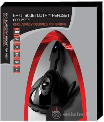 PS3 Auricolare Bluetooth EX-01 - Gioteck