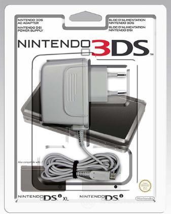 Nintendo 3DS Caricabatteria