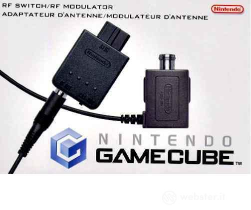 G3 Cavo RF Switch/RF Modulator -NINTENDO