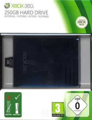 MICROSOFT X360 Slim Hard Drive 250GB
