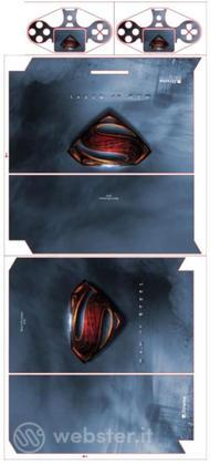 Stickers Man of Steel PS4