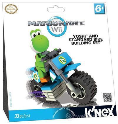 K'NEX Mario Bike Yoshi