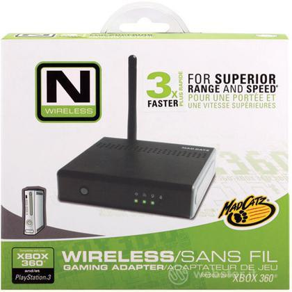 MAD CATZ X360 Wireless Network Adapter