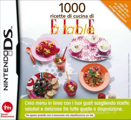 1000 Ricette di Cucina di Elle a Table