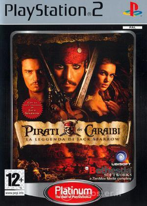 Pirates of the Caribbean: L.Jack Sparrow