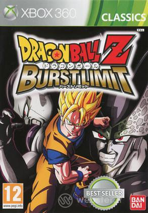 Dragonball Z Burst Limit Classics