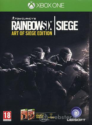 Rainbow Six Siege Collector's Ed.