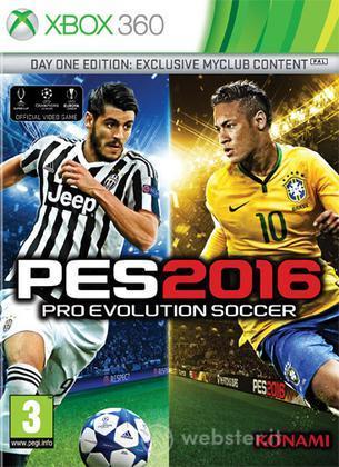 Pro Evolution Soccer 2016 D1 Edition