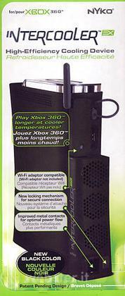 NYKO X360 - Intercooler Ventola Black